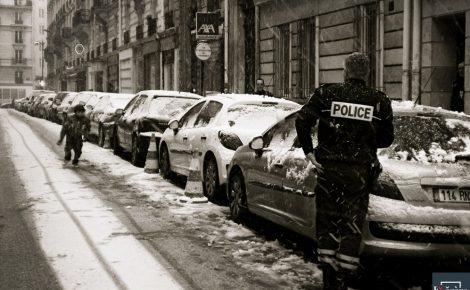 police enfant exponet