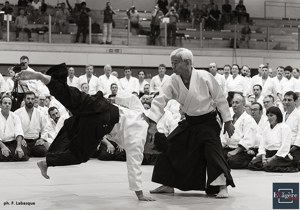 50 aniversario de la introducción del Aikido en España
